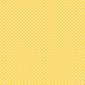 mini polka dots 2 yellow and white