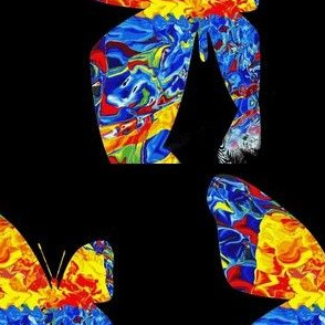 Super Butterfly in Repeat