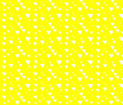 lemon merengue fabric by dollop on Spoonflower - custom fabric