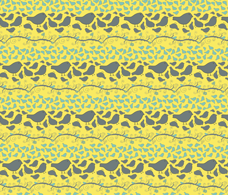 SpoonFlower fabric by cierrahoover on Spoonflower - custom fabric