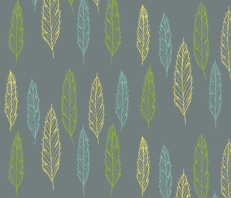 drift fabric by meeni on Spoonflower - custom fabric