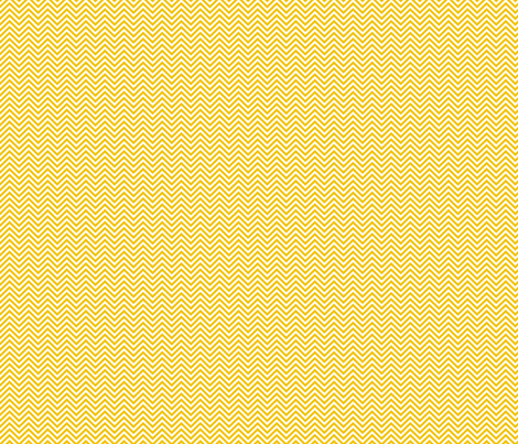 chevron pinstripes golden yellow and white fabric by misstiina on Spoonflower - custom fabric