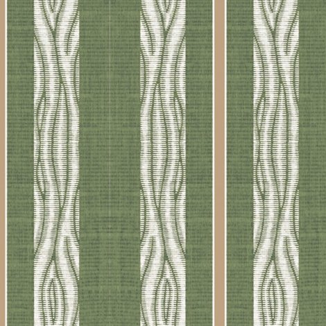 Rrrrwavy_line_with_green_background_brown_stripe_ed_ed_shop_preview