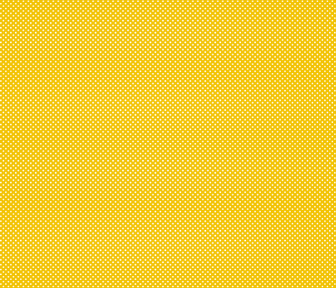 mini polka dots 2 golden yellow and white