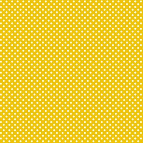 mini polka dots 2 mustard yellow