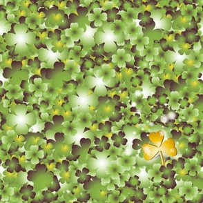 fabric_clovers