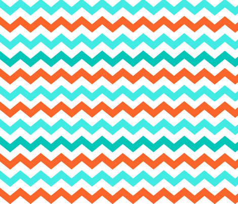Get Ziggy With It fabric by juliapaigedesigns on Spoonflower - custom fabric
