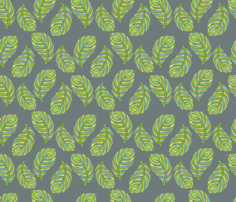 Flight of Fancy Design fabric by brandymiller on Spoonflower - custom fabric