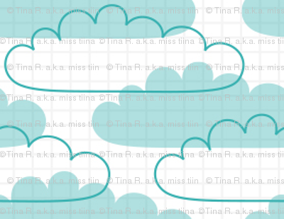 live free : love life graph clouds