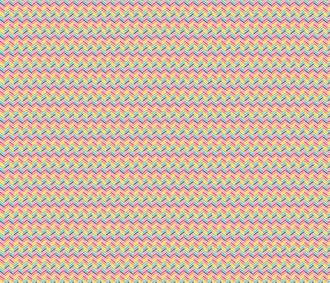 live free : love life herringbone fabric by misstiina on Spoonflower - custom fabric