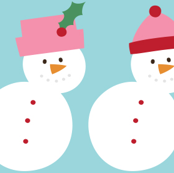 christmas snowmen