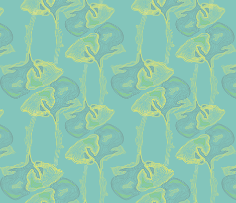 spoonflower fabric by ktpurinai on Spoonflower - custom fabric