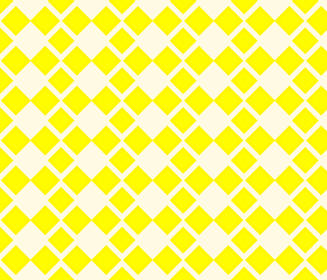 Mackay lemon fabric by stoflab on Spoonflower - custom fabric