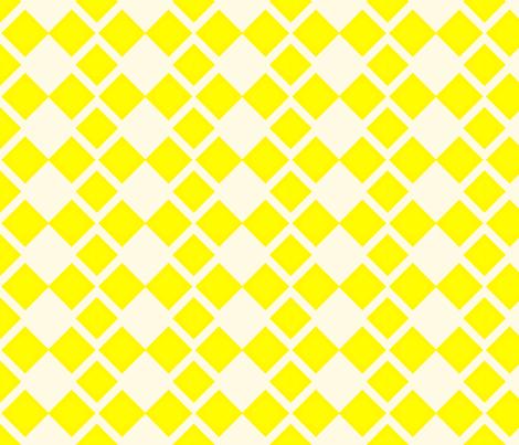 Mackay lemon fabric by stoflab on Spoonflower - custom fabric