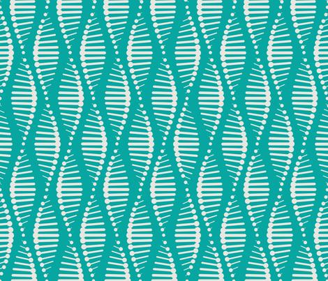 Gene Splicing - Oceana fabric by chris_jorge on Spoonflower - custom fabric
