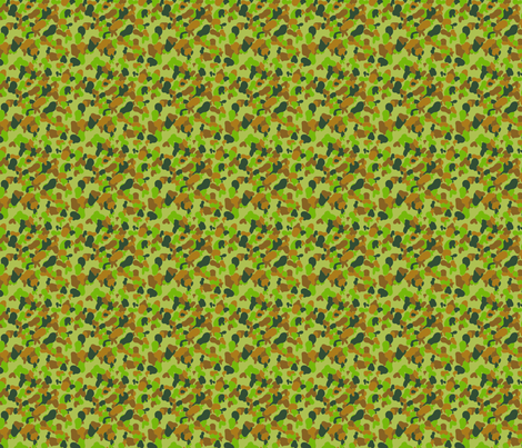 1/6 Scale Australian DPCU Camo fabric by ricraynor on Spoonflower - custom fabric