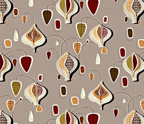 fruits of the earth01 fabric by chicca_besso on Spoonflower - custom fabric
