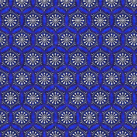 Moroccan Tile fabric by keweenawchris on Spoonflower - custom fabric
