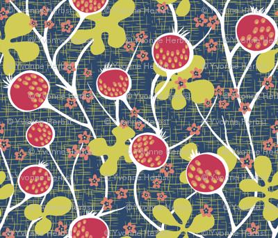 Matisse_Pomegranate