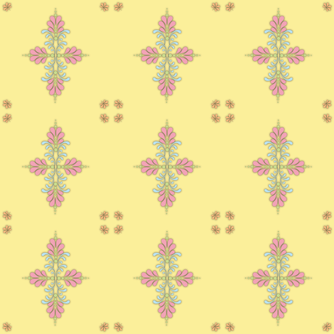 Fabric_kolam_dot_yellow
