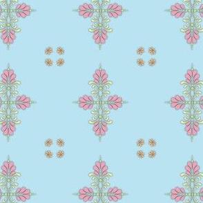 Fabric_kolam_dot_blue