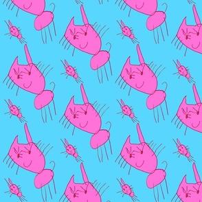 Rosie's cats
