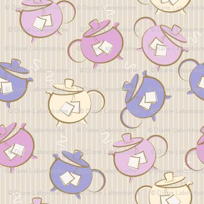 Cute Teapots 