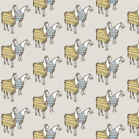 Cozy Cobs fabric by ragan on Spoonflower - custom fabric