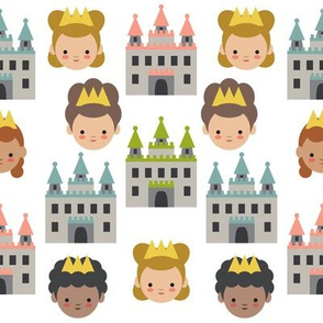 Princesses and Castles