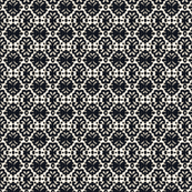 black_white_damask_ikat