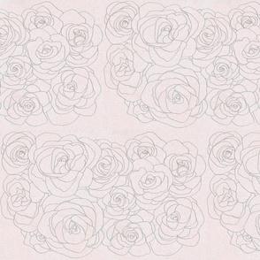 roses plain