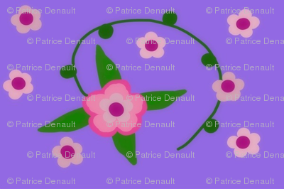 pink posy power
