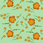 Minty Zing Flowers