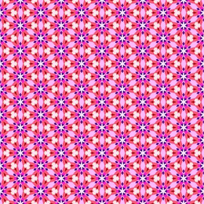 Pretty Patterns Damask Stars Floral - Nov 2012 - 34