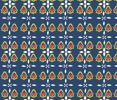 Matisse Project fabric by mari11 on Spoonflower - custom fabric