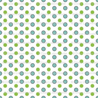 Sunny Flight Polka-Dots