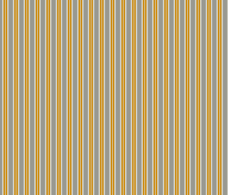 Bimetal Dalek (1) - Stripe fabric by catimenthe on Spoonflower - custom fabric
