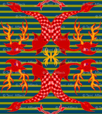 navy sea deer