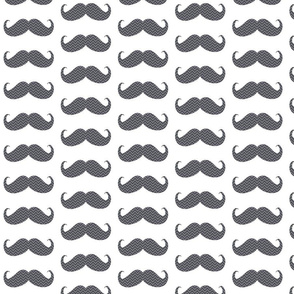 mustache bigger chevron