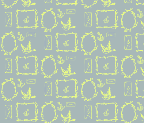 Collection fabric by odeda on Spoonflower - custom fabric