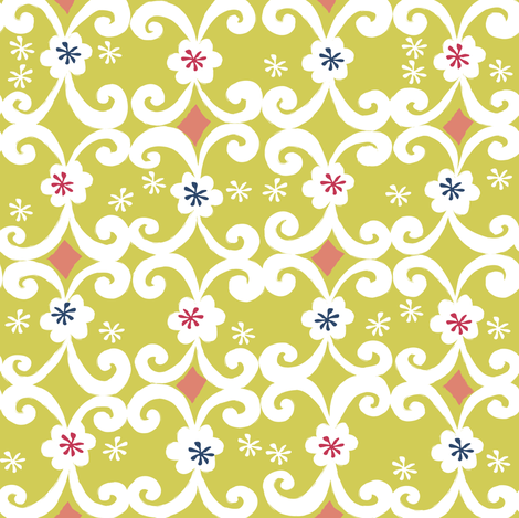 Matisse-2 fabric by ottomanbrim on Spoonflower - custom fabric