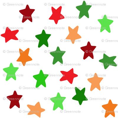 Christmas stars (small)