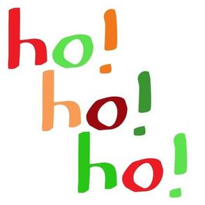 Ho! Ho! Ho! (large)
