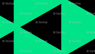 Sleyer Triangles Green