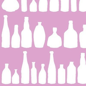 Bottles Pink