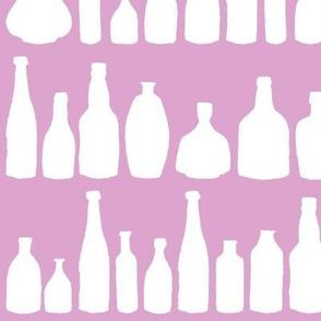 Bottles Pink