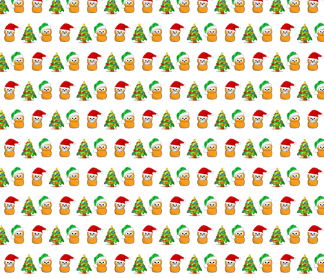 chris fabric by llaela on Spoonflower - custom fabric