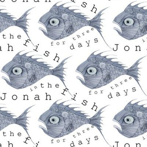 Jonah in the Fish