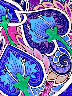 Violets Quadrille
