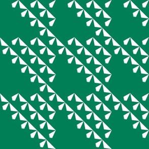 Star Steps ___-green